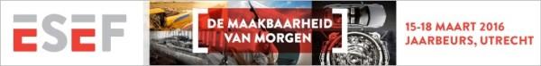 ESEF 2016 trade fair Utrecht the Netherlands Boers & Co